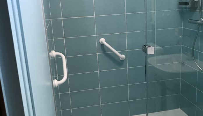 Salle de bain I Turquoise